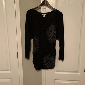 Tunic length shirt